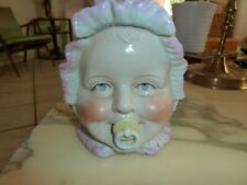 porcelaine pot bébé
