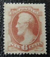 nystamps US Stamp # 186 Mint OG NH $3100