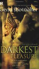Darkest Pleasure, the (Lords of the Underworld) By Gena Showalter