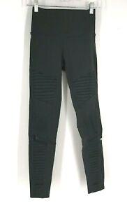 ALO - WOMEN'S SIZE SMALL - GRAY YOGA FITNESS PANTS