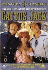 Cactus Jack 1979 Arnold Schwarzenegger & Kirk Douglas DVD Region 2