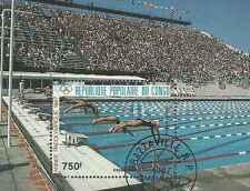 Timbre Sports JO Natation Congo BF41 o lot 19872