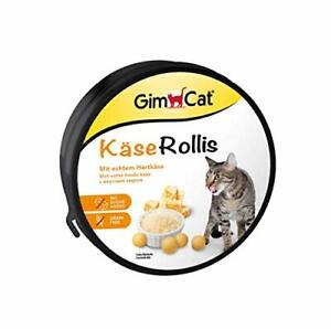 GimCat Cheezies - Snack per gatti con formaggio - Ricchi di vitamine 1 x 50 g