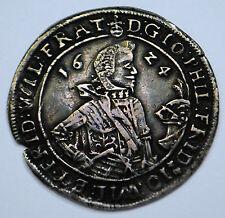 1624 German States Quarter Thaler, Johann Philipp, Duchy Of Saxe - Altenburg