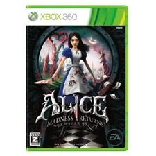 Used Xbox360 Alice: Madness Returns Japan Import