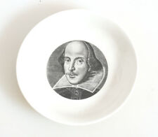 SHAKESPEARE EXHIBIT 1564-1964 PLATE BY W.H. SMITH ENGLAND