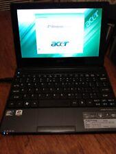 Acer Aspire One D255 PAV70 10.1'' Laptop Netbook N550 1.5 GHz 250GB HD 1GB RAM