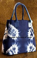 Indian Hippie Cotton Canvas Fashion Handbag Tote Weekend Hobo Shoulder Bag Purse