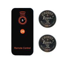 IR Wireless Remote for Sony A9, A7R II, A7 II, A7, A7R, A7S ,A6500 A6300 A6000