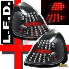 04-08 Pontiac Grand Prix GXP GT GT1 GT2 Base Black LED Tail Lights Lamps