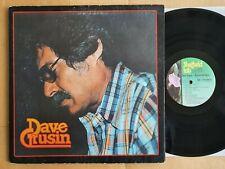 Dave Grusin - Discovered Again! 1976 USA vinyl LP