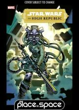 STAR WARS: THE HIGH REPUBLIC #10B - JEANTY VARIANT (WK42)