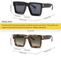 2 pairs Retro Sunglasses