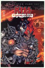 KISS Psycho Circus (1997) #12 1st Print Image Signed By Angel Medina No COA NM-
