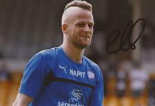 CHESTERFIELD: CARL LAMB SIGNED 6x4 ACTION PHOTO+COA