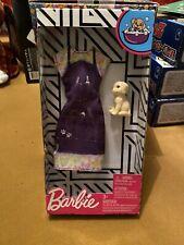 Barbie Groomer Dress w/Puppy Fashion Clothing NIB