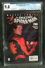 Amazing Spider-Man v2 #37 (#478) (2002) Andrews Cover Marvel Comics CGC 9.8 U593
