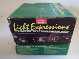 Malibu Intermatic Light Expressions Tier Lights - 4 light set LX10604T
