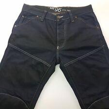 G-Star Raw ELWOOD NARROW Mens Jeans W34 L32 Graphite Regular Fit Straight High R