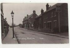 More details for near frimley station railway arms pub vintage rp postcard surrey 360c