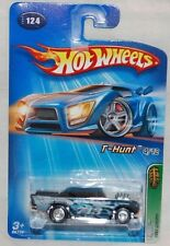 Hot Wheels -2005 #124 Treasure Hunts 1957 Chevy 4/12 MIP!!!