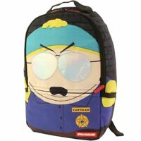 Sprayground Dead Kenny South Park Collab Deluxe Backpack