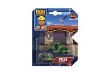 Dickie Toys 203131003 - Bob der Baumeister - Rollo (mit Freilauf) ca.7cm - Neu