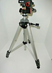 Slik 35D Camera/Video Tripod. Excellent Condition. Fully Complete.