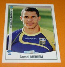 17 CAMEL MERIEM ACA ARLES AVIGNON PANINI FOOT 2011 FOOTBALL 2010-2011