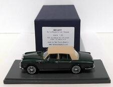 Neo Models 1/43 Scale Resin NEO44177 - Rolls Royce Silver Shadow - Green Beige