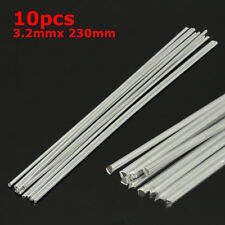 10Pcs Low Temperature Alumaloy Aluminum Repair Rods 3.2mmx230mm