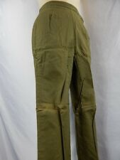 Nos Vintage 1950s Chesterfeld Sears West Point Pepperell Olive High Waist Pants