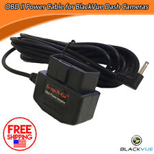 Snap N Go OBD BlackVue Power Cable for Dash Cams w/ Parking Mode and ACC Switch