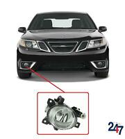 FRONT FOG LIGHT FOG LAMP RIGHT O/S COMPATIBLE WITH SAAB 9-3 2008-2014