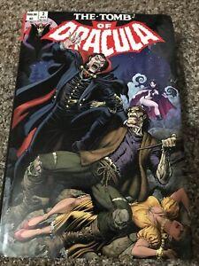 Tomb of Dracula Omnibus 3