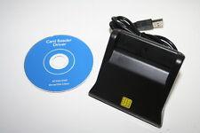 * NEW USB ISO 7816 USB Smart IC Chip Credit Card Reader