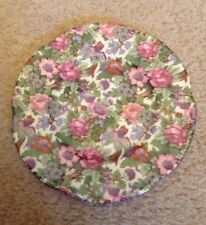 Antique Crown Ducal Ware Chintz Small Side Plate A.G. Richardson Roses Vintage