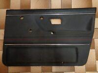 Porsche Boxster Puerta Tarjeta lado Falda Bump Panel reparación de revestimiento Trim Clips
