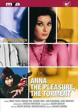ANNA: THE PLEASURE, THE TORMENT Movie POSTER 27x40 Edwige Fenech Corrado Pani