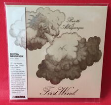 Frank Ricotti & Michael d' Albuquerque-First Wind MINI LP CD SEALED W/OBI
