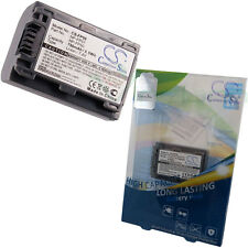 Batteria alta qualità videocamera FP50 X-Longer per SONY DCR-DVD653 DCR-DVD653E