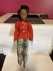 Vintage  Manley Doll Barbie Clone african american dressed