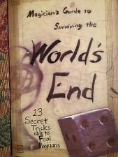 Magician's Guide To Surviving The World's End DVD - Professional Magic DVD