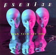 High Tech Low Life  Psonica  Audio CD