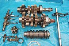 MOTOR conexión completo Yamaha XJ600S XJ600 S Diversion 4br 4brb Año FAB.92