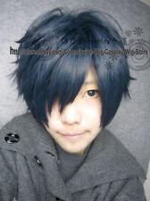 Sanada Ten Braves BRAVE10 Kirigakure Saizo cosplay wig