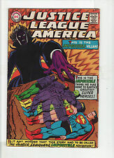Justice League Of America #59 F/Vf