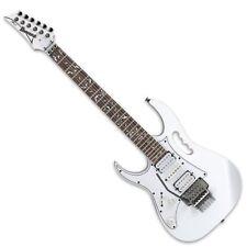 Ibanez Jemjrlwh Jem Jr Left Handed Steve Vai White Electric Guitar #5064
