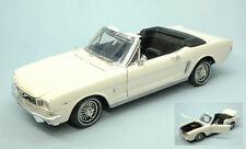 Ford Mustang Open 1964 Cream 1:18 Model MOTORMAX