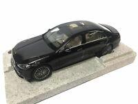 Mercedes-Benz S-Class V223 Onyx Black 1:18 Norev B66960634 Genuine New